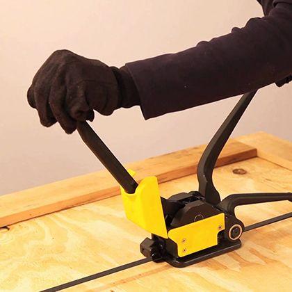 Strapping Tool Repair